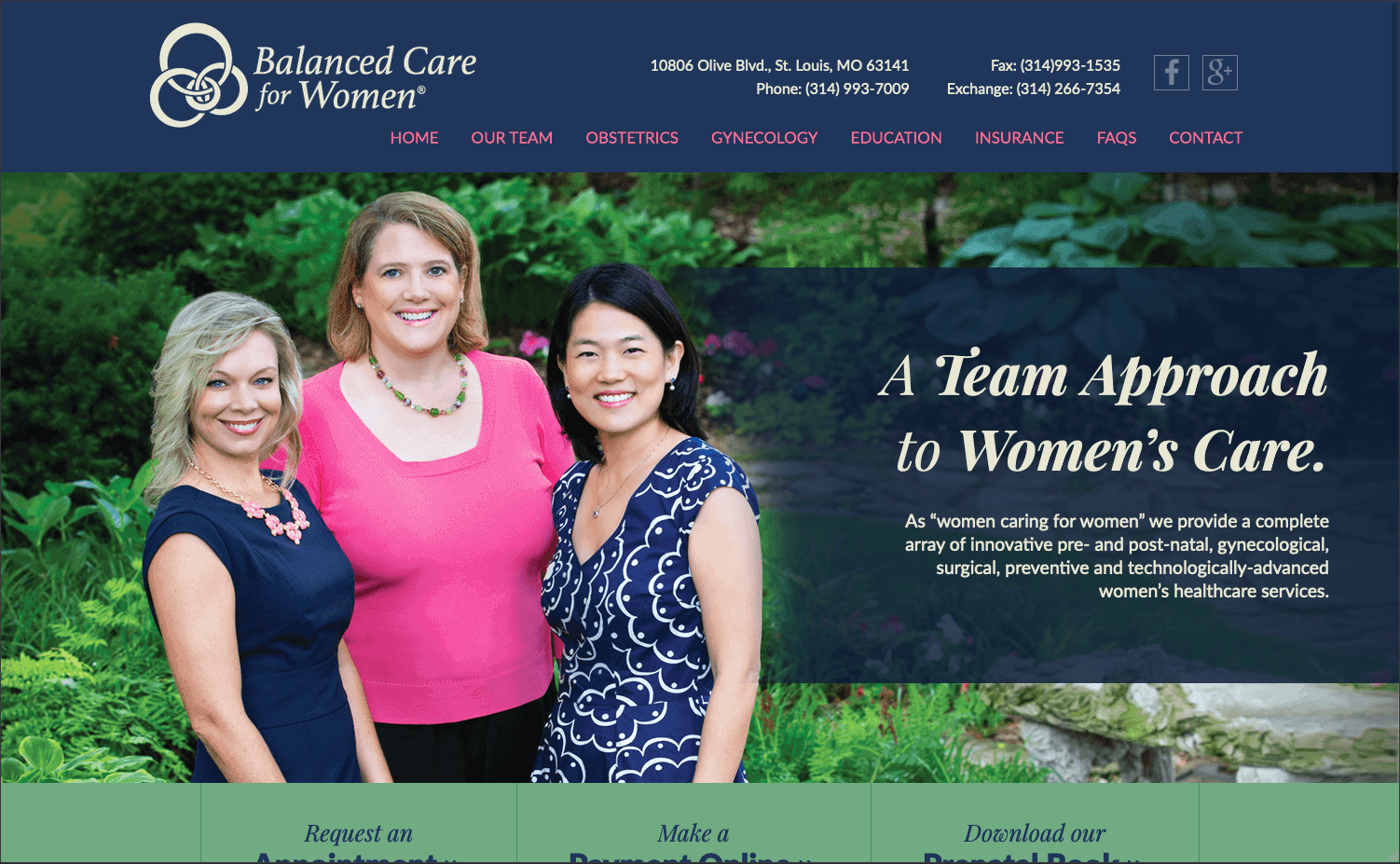 Balanced Care for Women