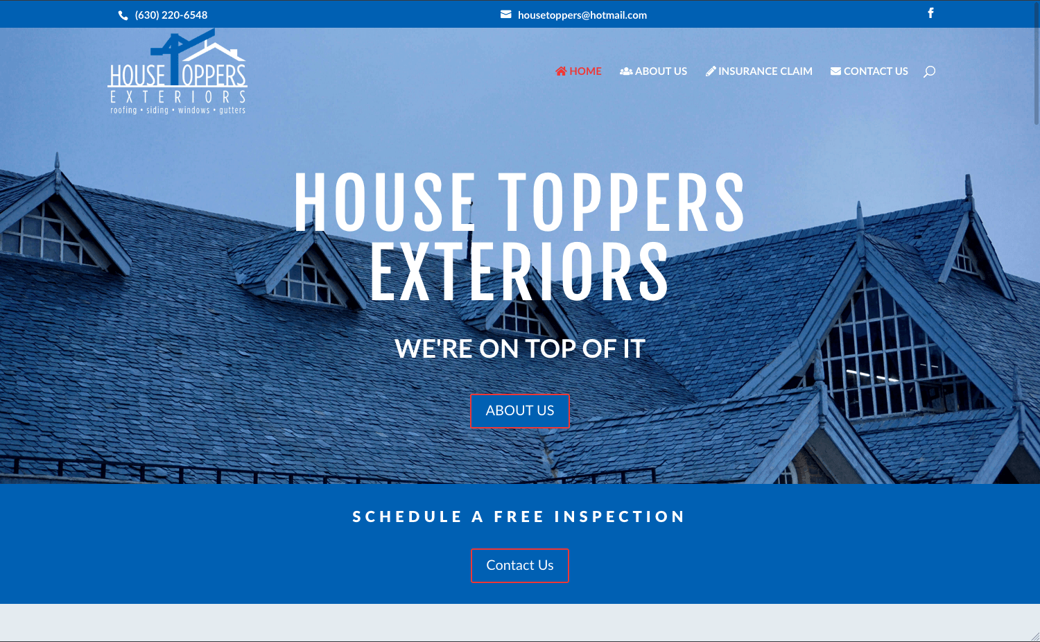 House Toppers Exteriors