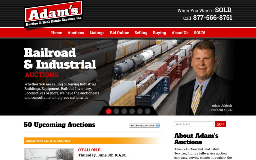 Adam's Auction